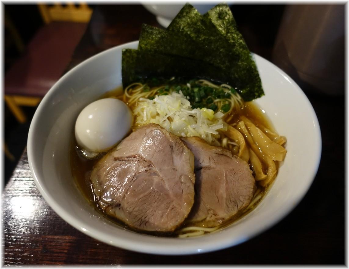 ほうきぼし+ 特製鶏ソバ