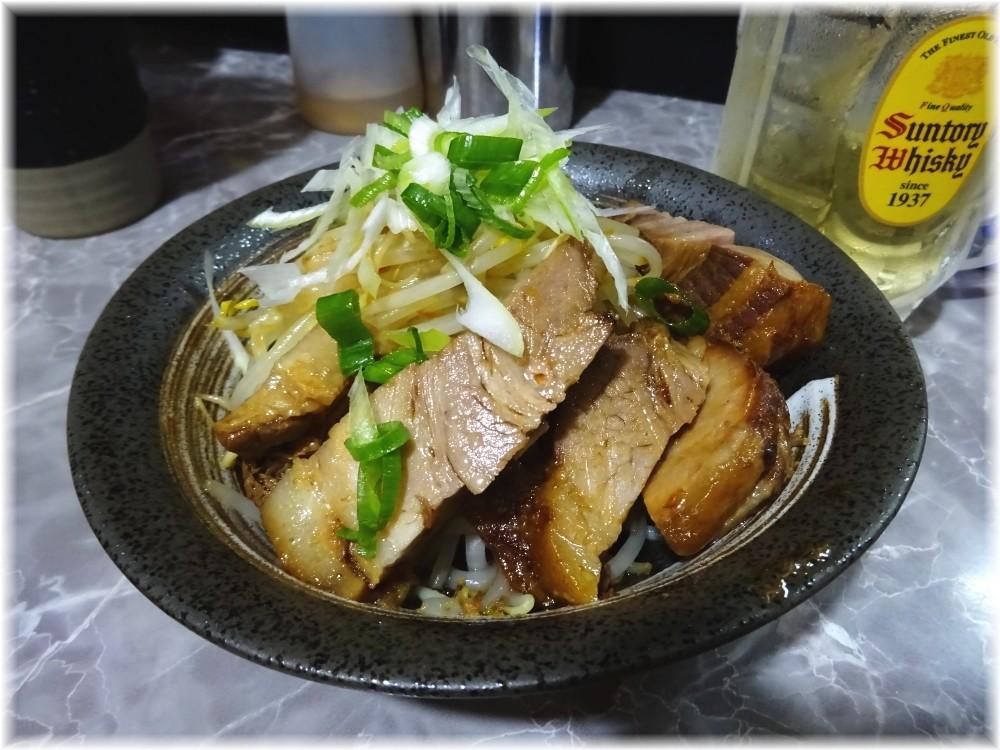 製麺rabo3 おつまみチャーシュー
