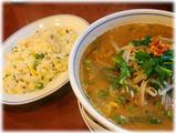 麺覇王 世界一番坦々麺と五目炒飯