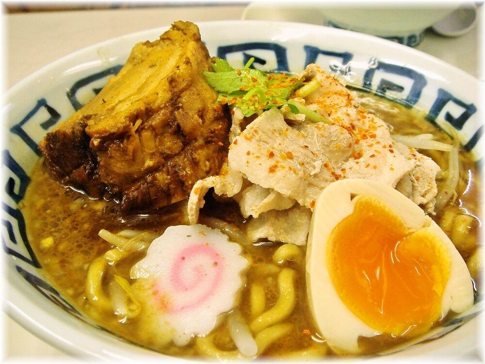 らーめん麺太郎 チャーシューメン(小盛)の具