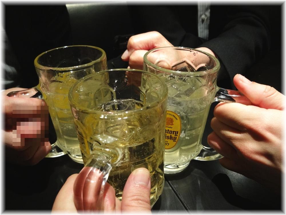 武一 乾杯