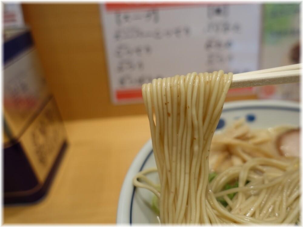 らあめん渋谷三丁目 ラーメンの麺