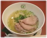銀座City Noodle 塩釜チャーシューヌードル