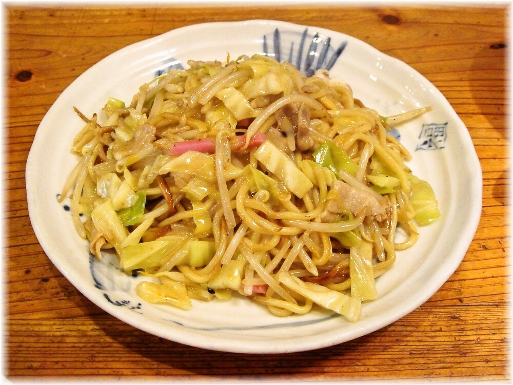 ShinShin 皿うどん