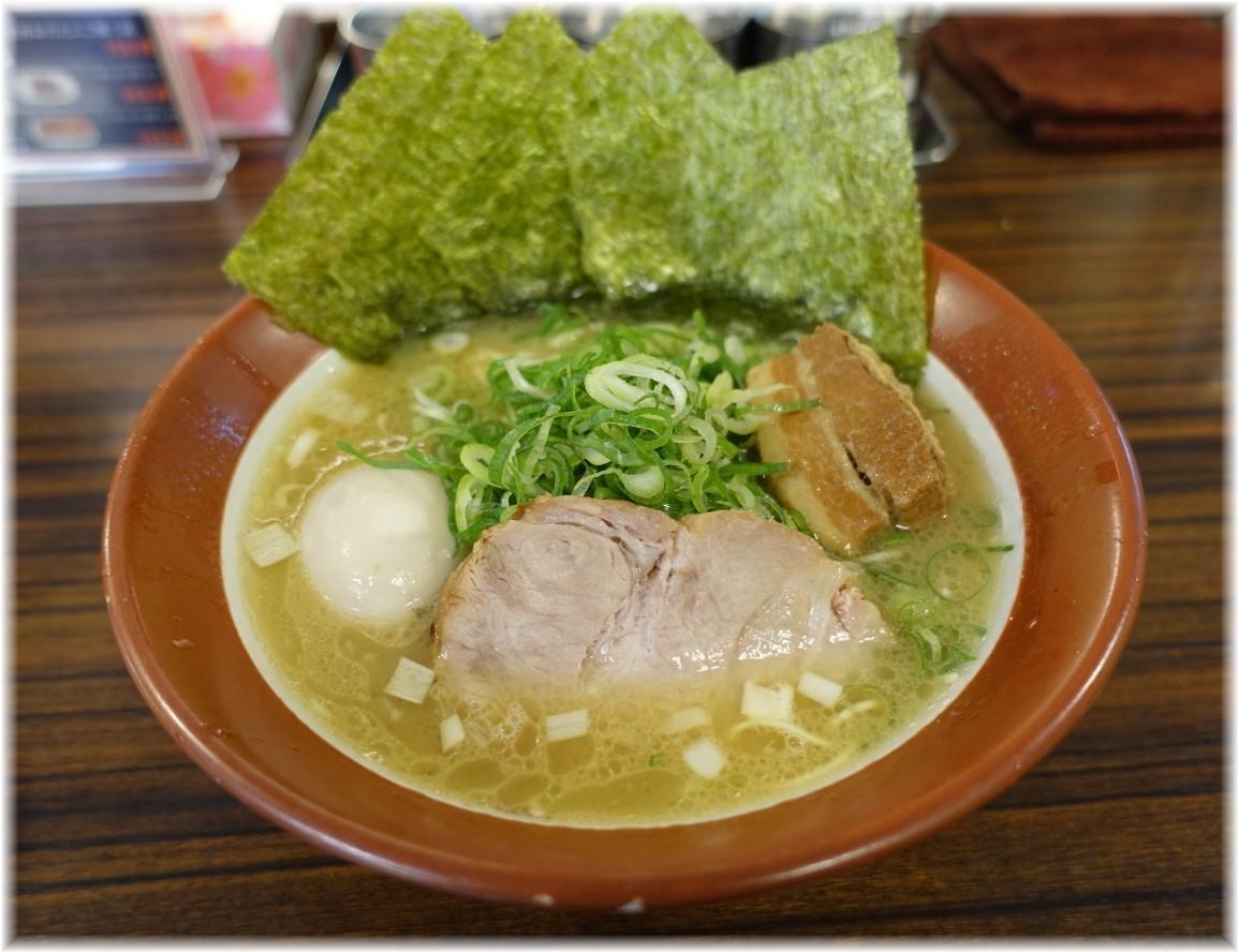 百麺中目黒店 細麺4点盛り