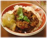 かづ屋 醤肉飯(ジャンロウハン)
