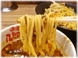 味噌屋八郎商店 味噌つけ麺の麺