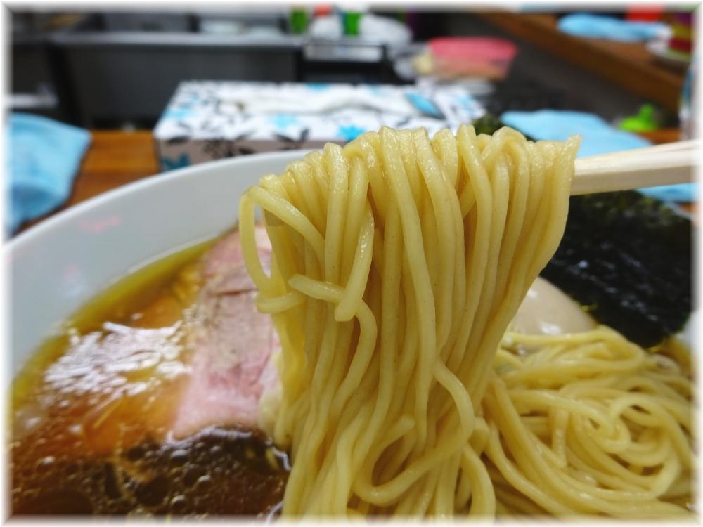 らぁめん夢3 特製らぁめんの麺