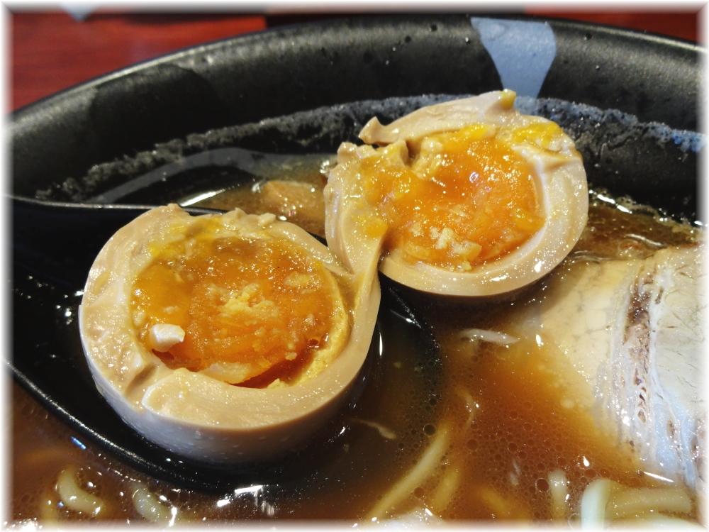 阿羅漢 ラーメン(醤油)の味玉