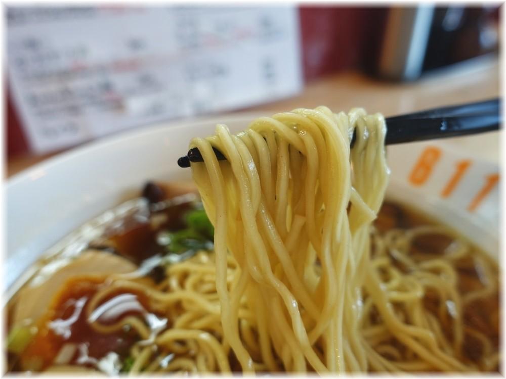 Ramen611 特製中華そばの麺