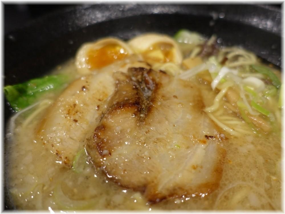 麺屋笹苑 特製醤油の焼豚