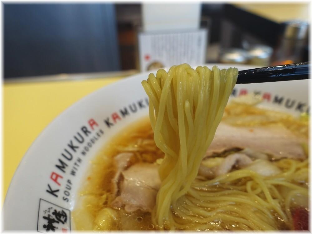 どうとんぼり神座渋谷店 おいしいラーメンの麺