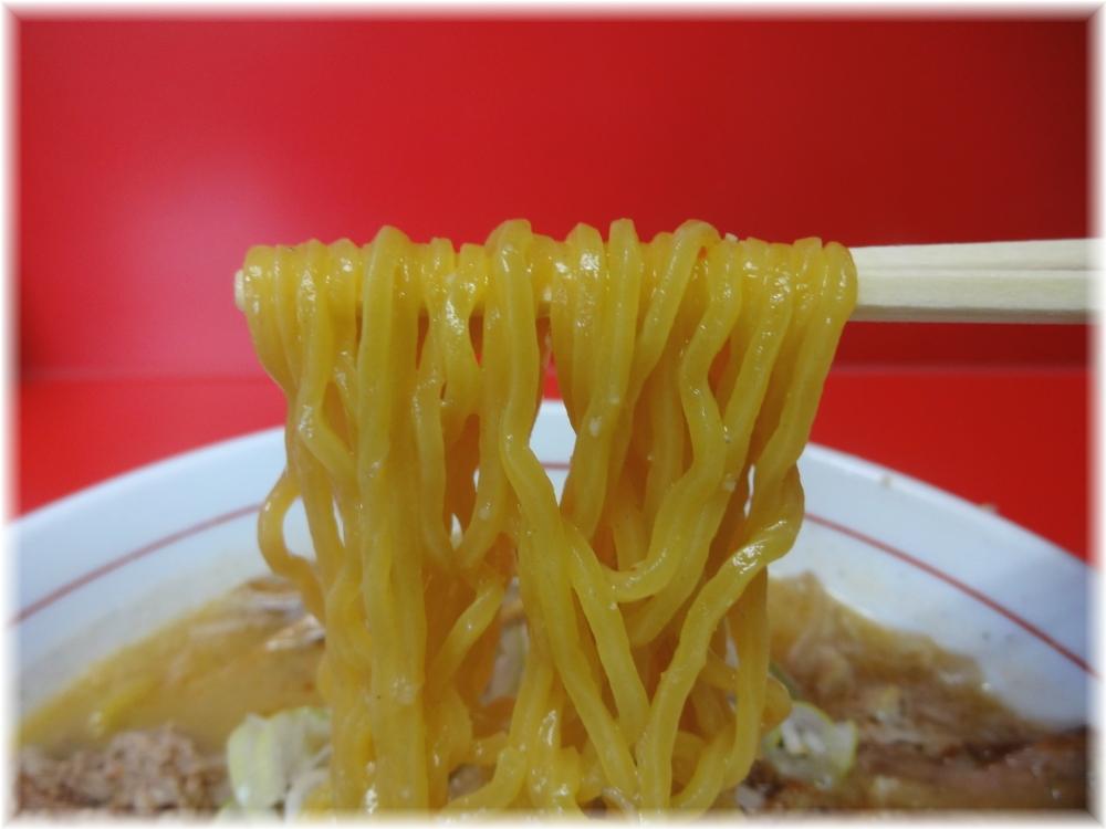 みずき 味噌拉麺の麺