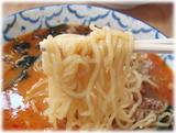 中華料理やまだ たんたんめんの麺