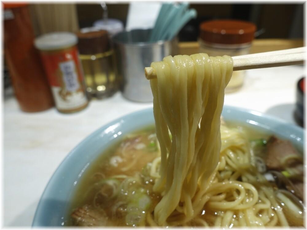 ちえちゃんラーメン 中華そばの麺