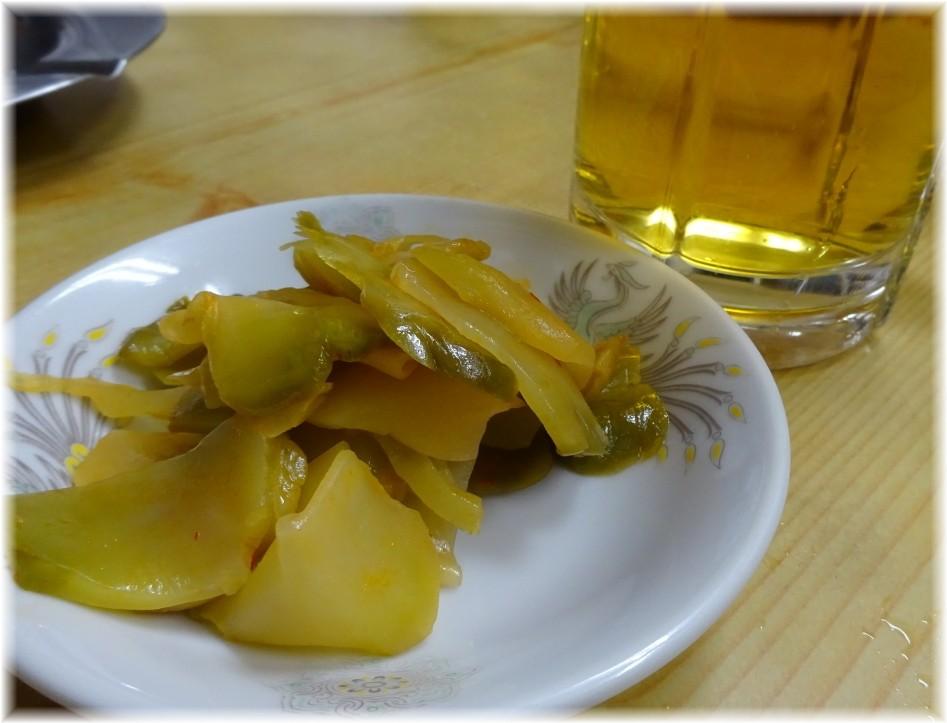 兆徳2 搾菜