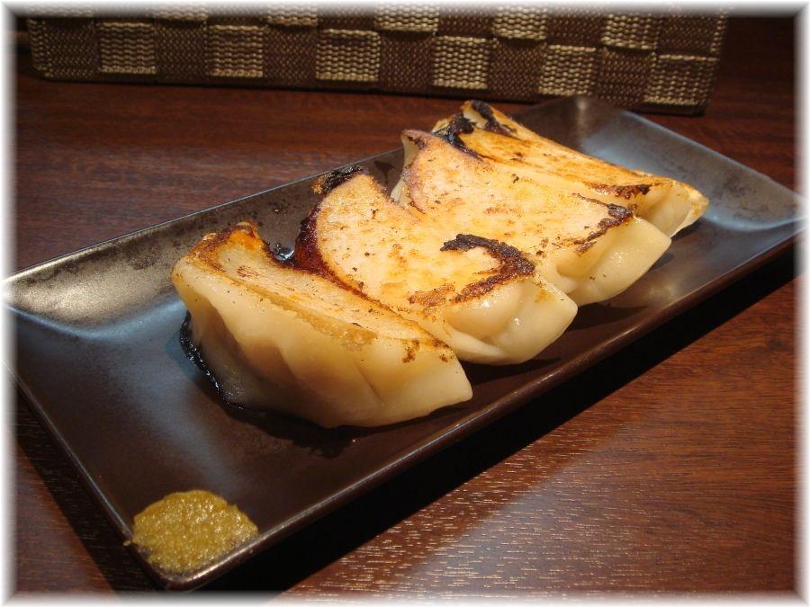 麺喰屋Senmi 焼餃子