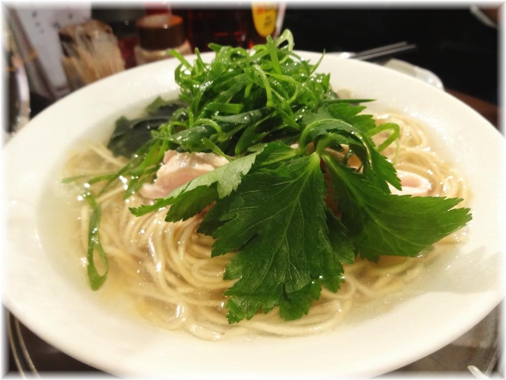 金町製麺3 冷し鯛塩そば