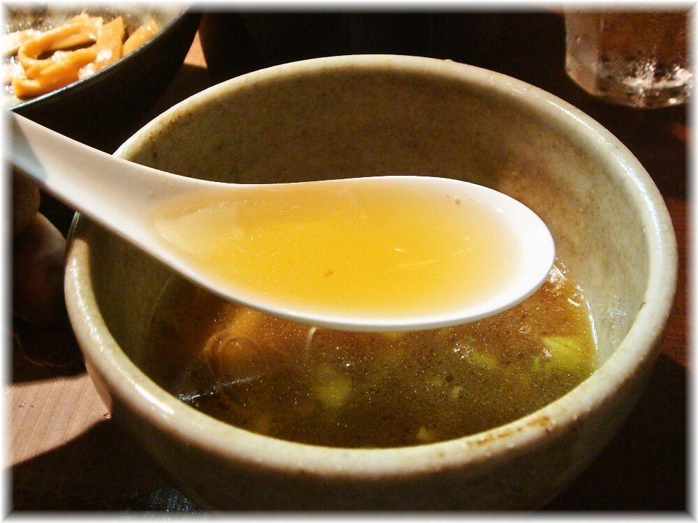 麺家ぶらいとん スープ割り