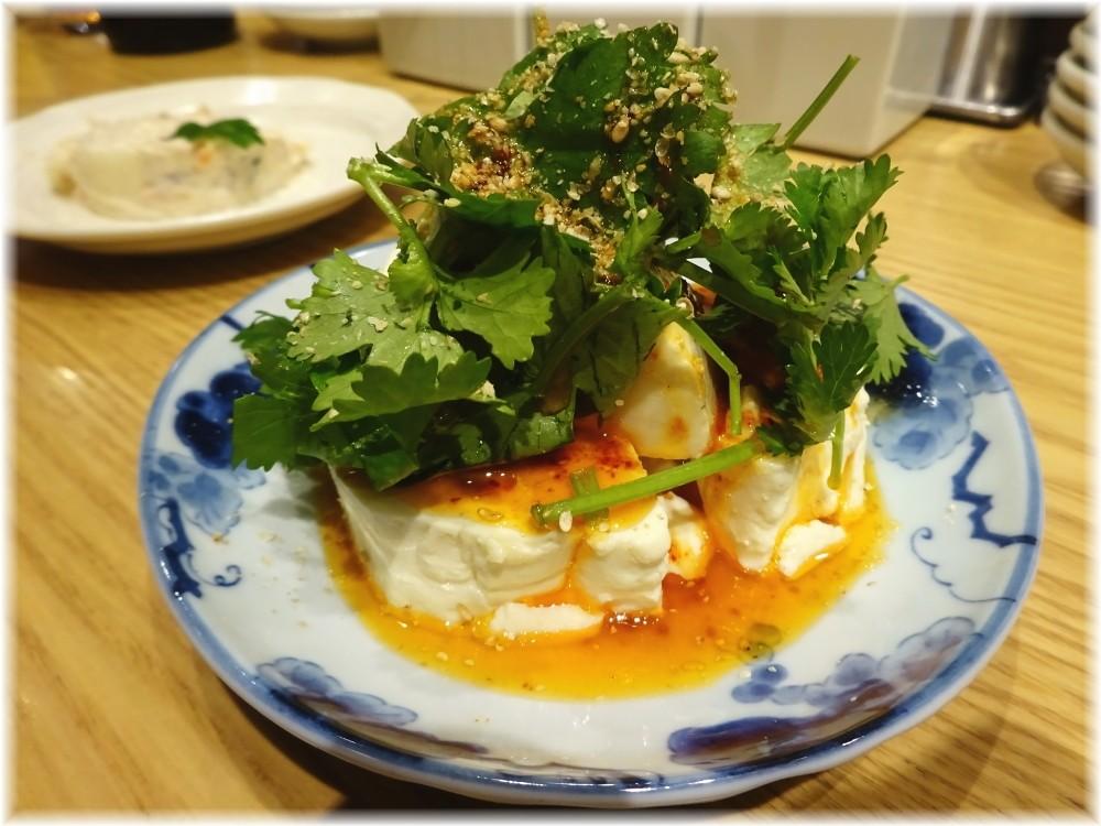 一風堂浜松町スタンド パクチー辛豆腐