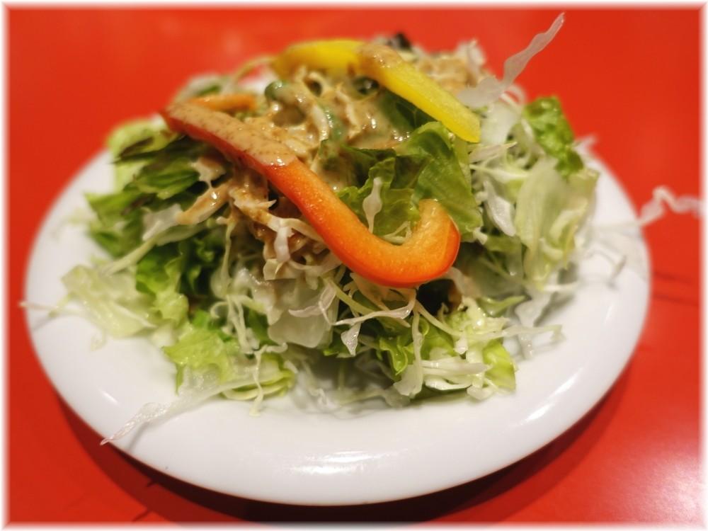 味仙東京神田西口店 ランチセットのサラダ