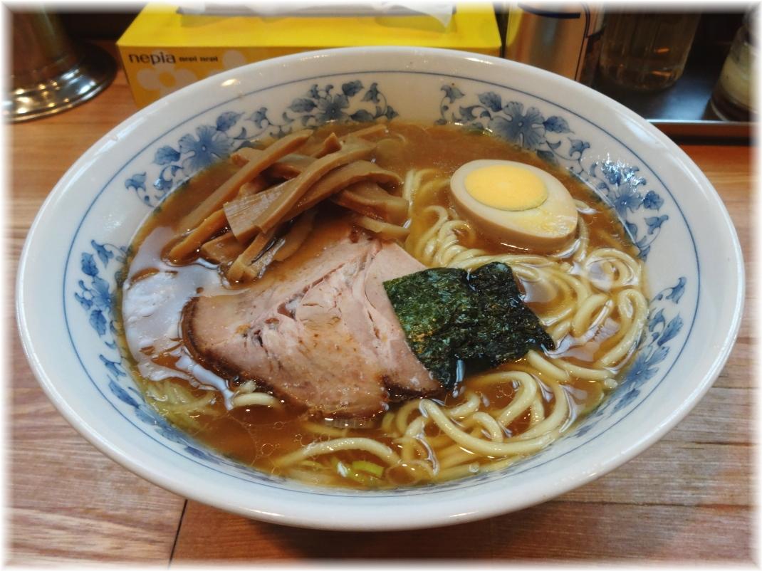 麺屋ごとう ラーメン(小)