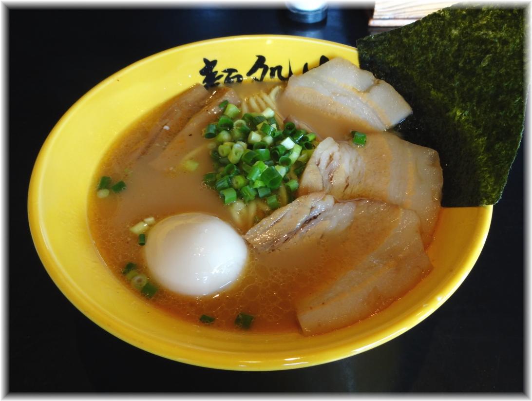 麺処虎路 特製ラーメン金