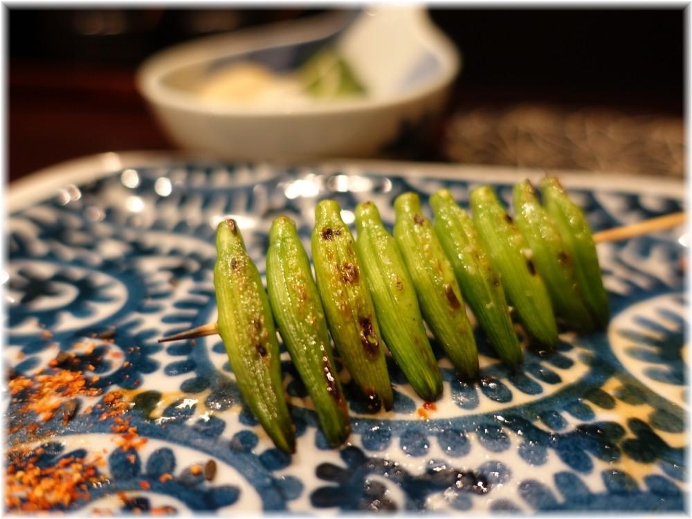 鳥田中 金針菜