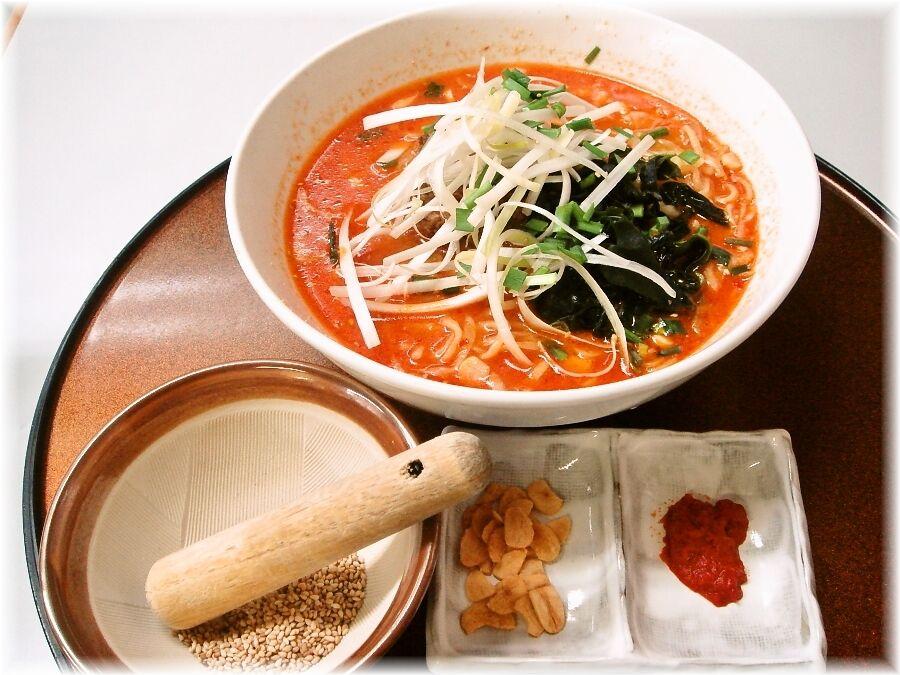 ガキ大将 タンタン麺