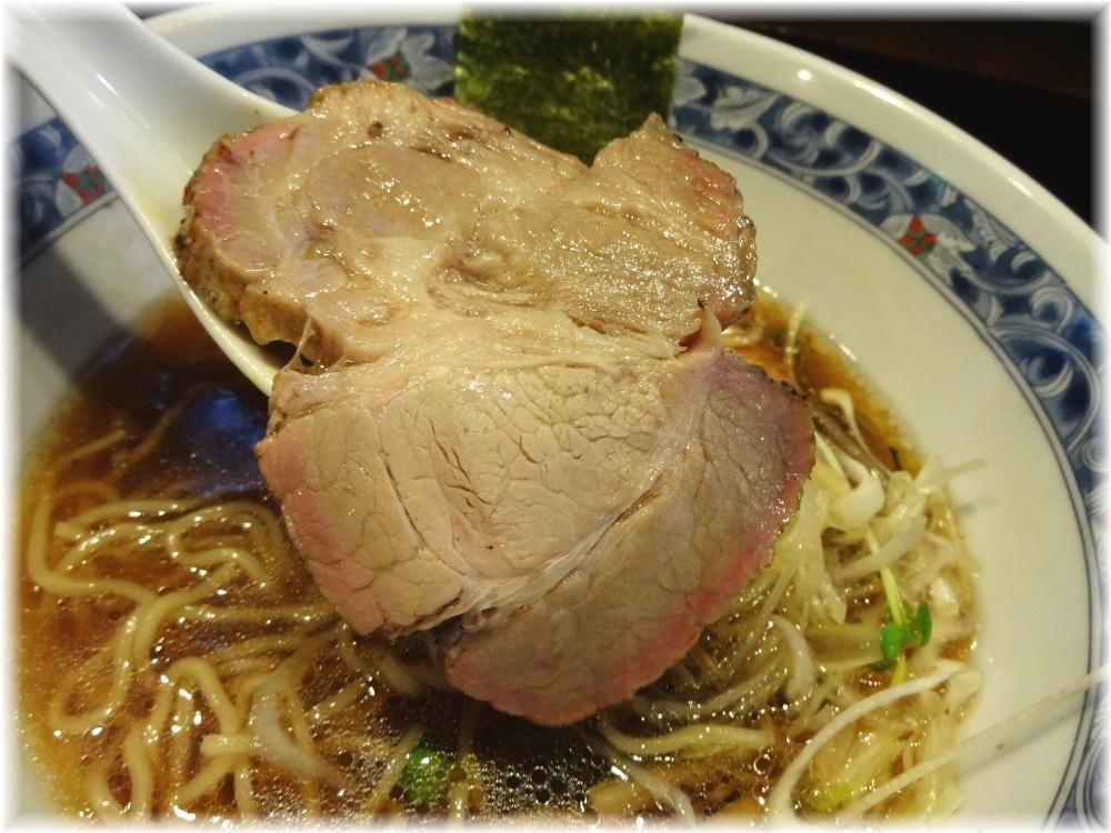 麺処夏海 豊穣清湯特製醤油ラーメンのチャーシュー