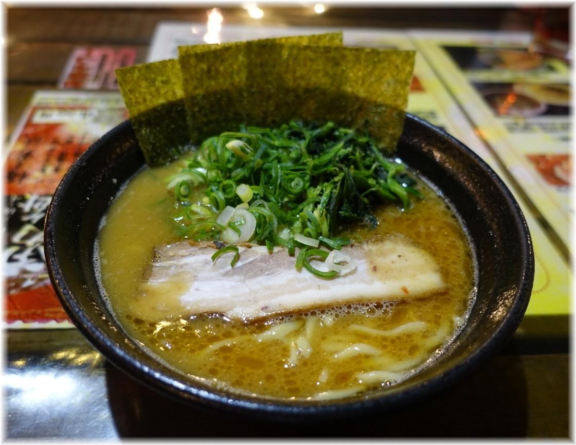 石川家2 味噌ラーメン