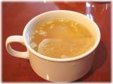 ジュンバタン・メラ スープ