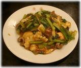 慶楽 什錦炒麺(ゴモクヤキソバ)