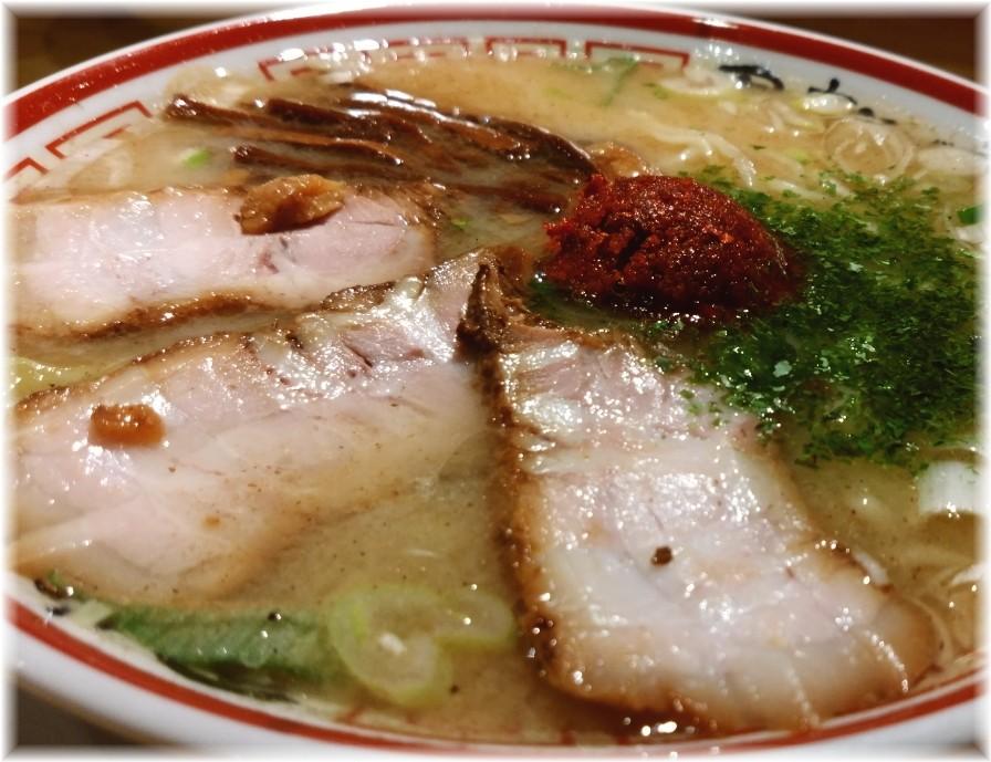 田中そば店新橋店 山形辛味噌の具