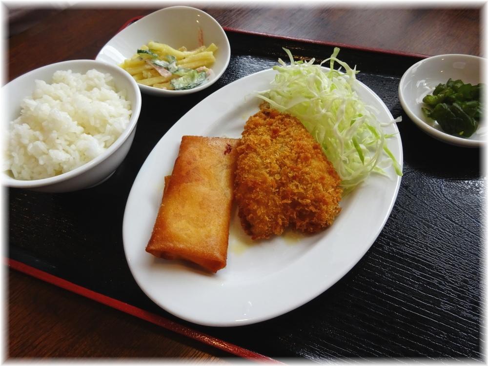 湘南食堂 お好みフライ2個定食