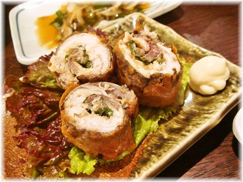 金町製麺 イワシの竜田揚げ