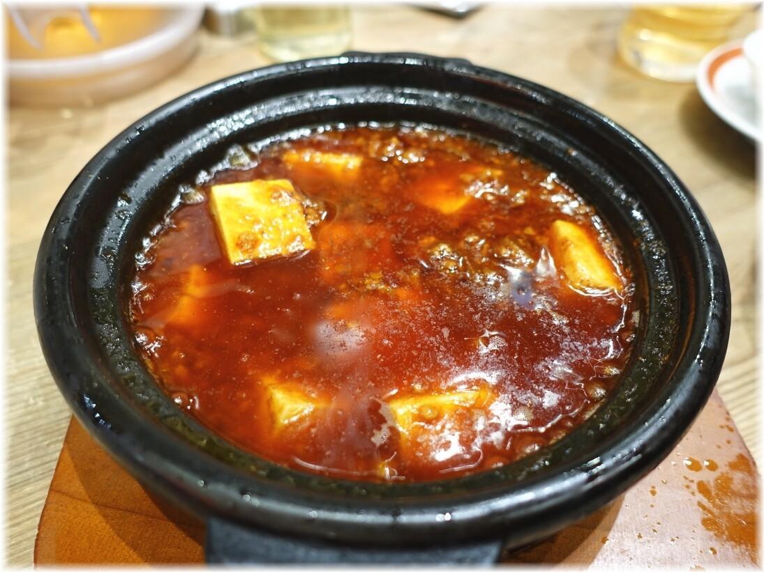 広州市場田町店 麻婆豆腐
