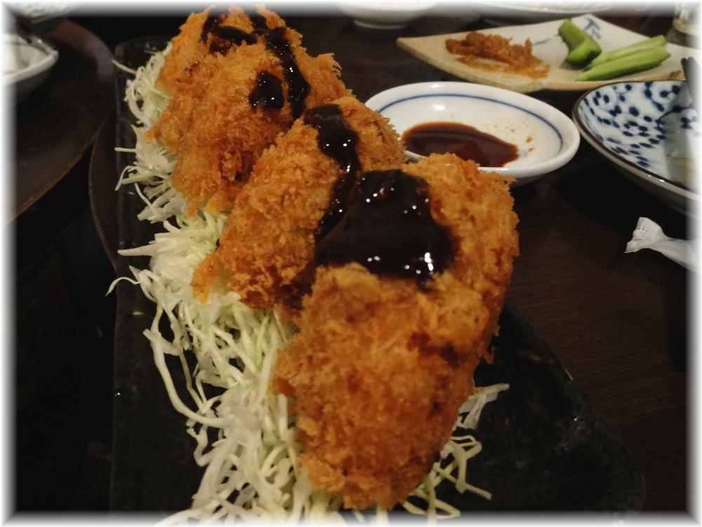 金町製麺4 コロッケ