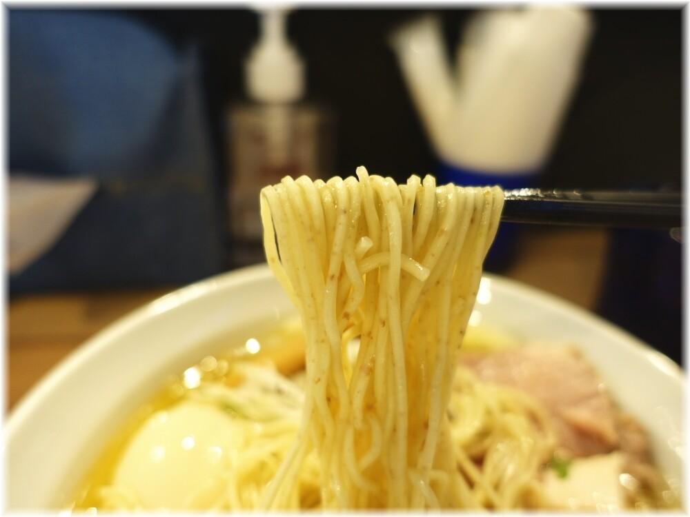 彩音 特製塩の麺