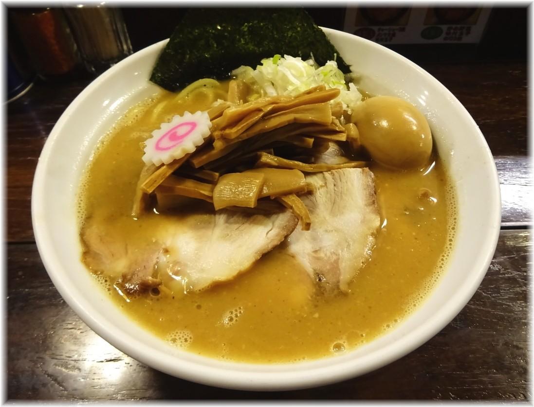 麺屋大斗芝大門店 特製ラーメンA