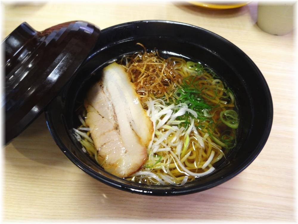 スシロー OSC湘南シティ店 出汁入り鶏がら醤油ラーメン2
