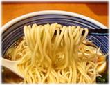 麺屋翔 塩玉そばの麺