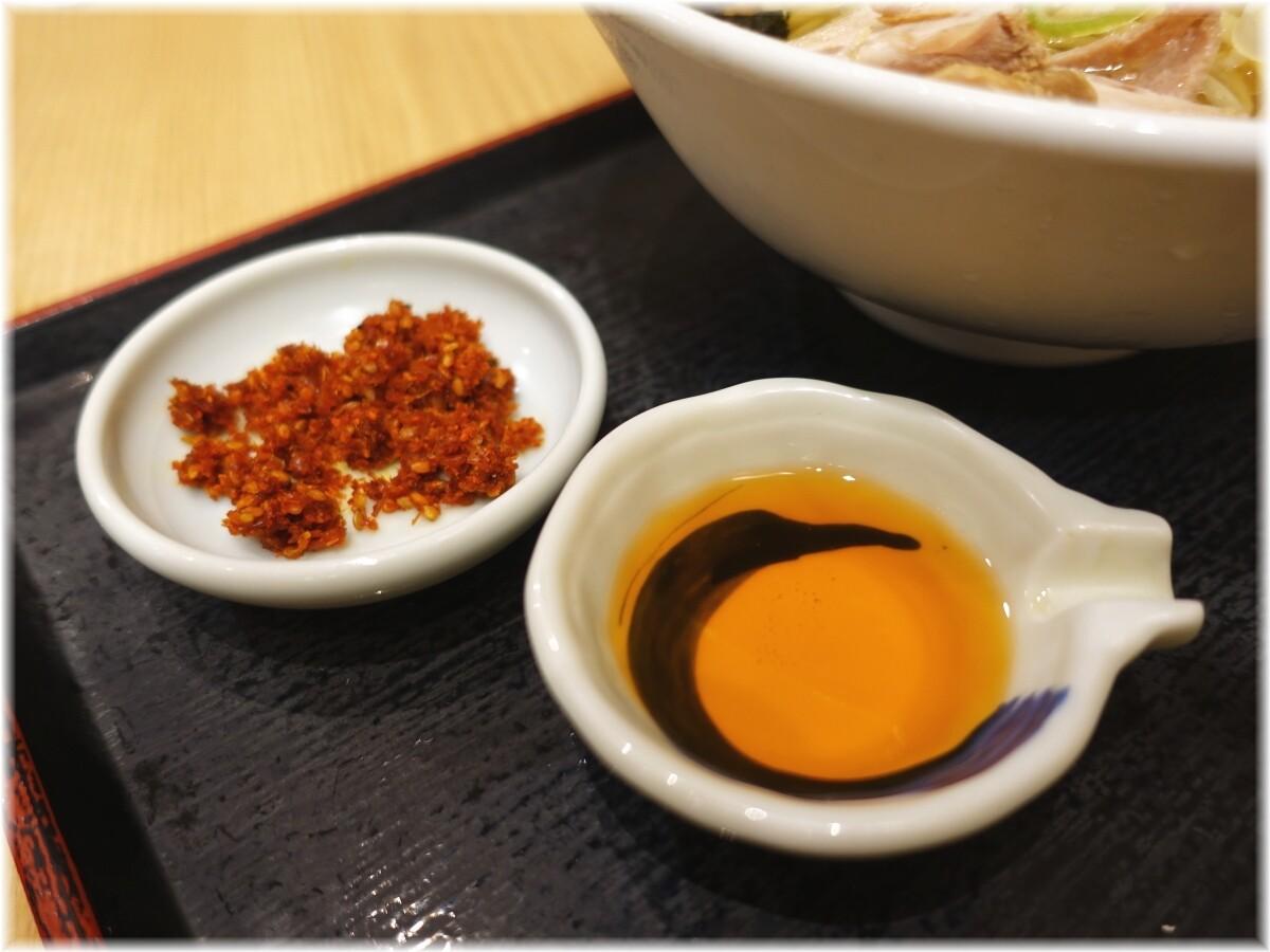 舎鈴田町店5 辛味海老油