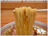 中華そばさとう 中華そばの麺