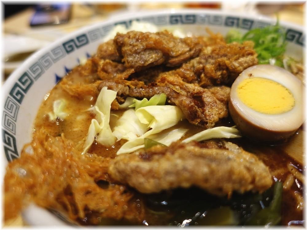 桂花ラーメン新宿ふぁんてん 五香肉麺の具