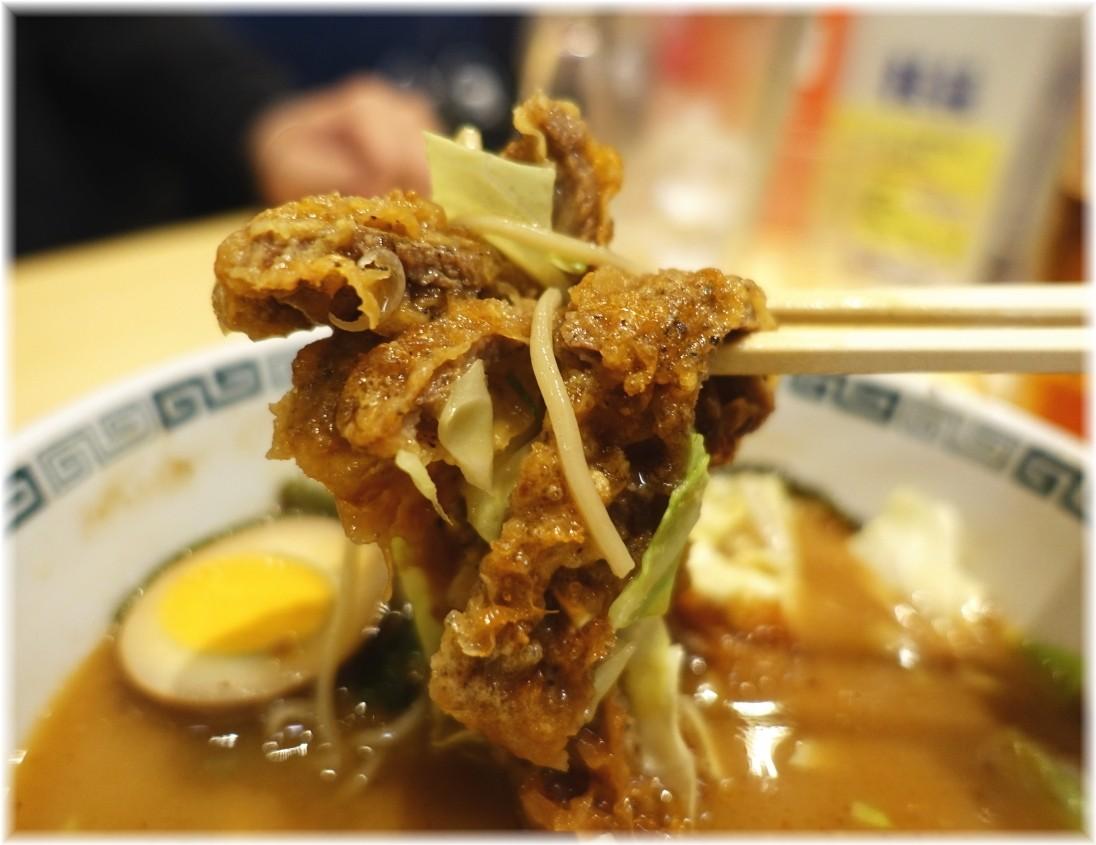 桂花ラーメン新宿ふぁんてん 五香肉麺の肉