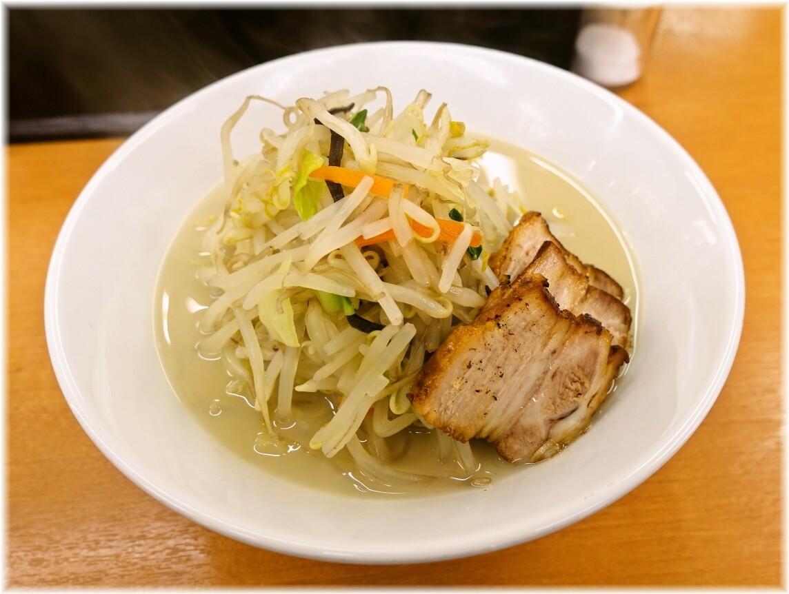 富白 鶏ぶた塩タンメン
