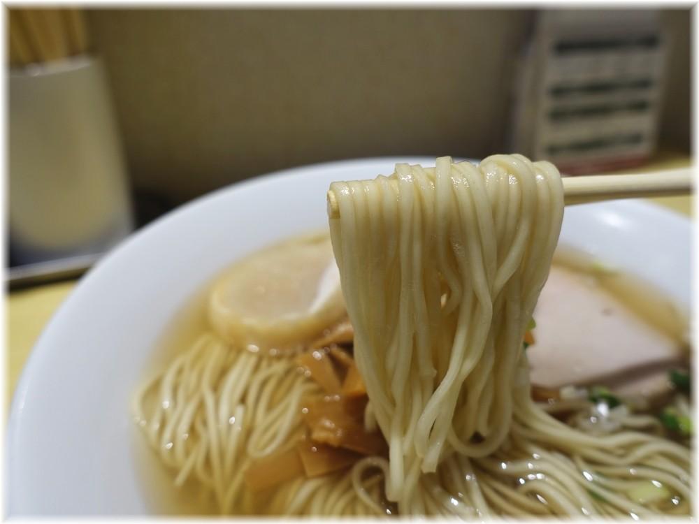 五稜郭 ラーメンの麺
