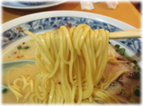 ざぼんラーメンの麺