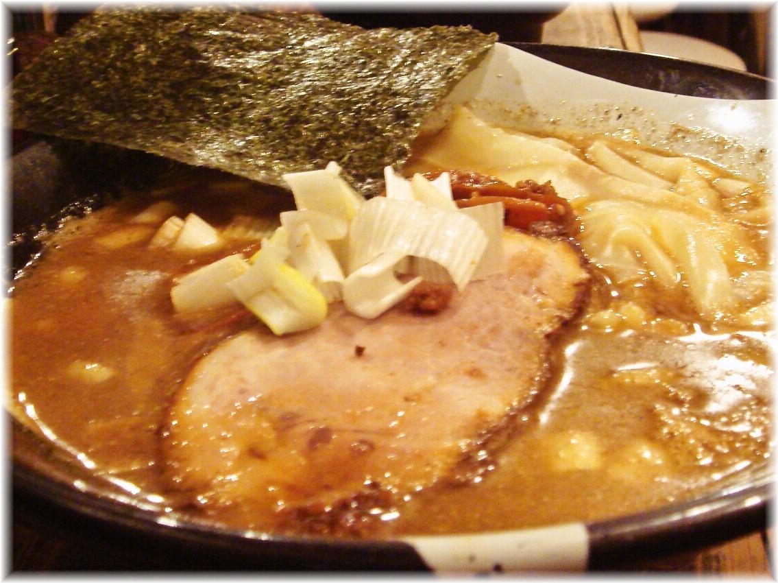 G凪4 煮干ラーメンの具